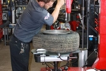 R & N Motor Company - Top of the line Hunter tire equipment