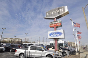 Uptown Lincoln Ford