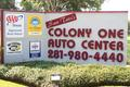 Colony One Auto Center
