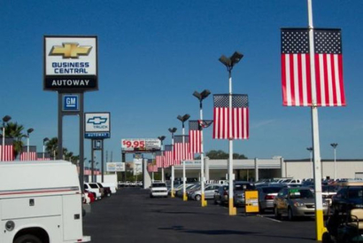 AutoNation Chevrolet South Clearwater