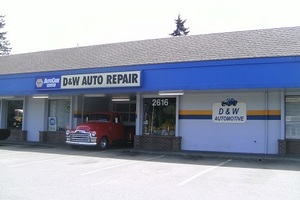 D & W Automotive Repair