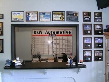 D & W Automotive Repair