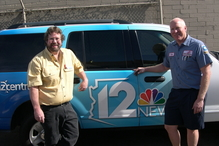 Fairway Auto Repair - Interview with channel 12 news