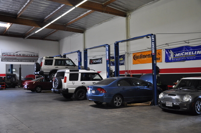 Pro Car Mechanics - Pro Car Mechanics, 6 repair bays, specializing in BMW, Audi, Mercedes, Saab, Land Rover... European Autos and SUV's.