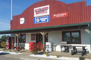 Kansas Tire Auto & Diesel Repair