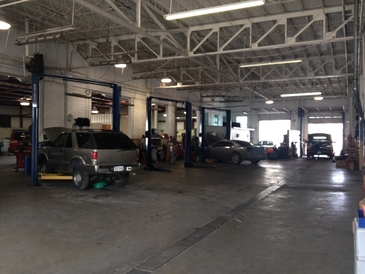 Glosserman Automotive Center