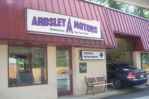 Ardsley Motors