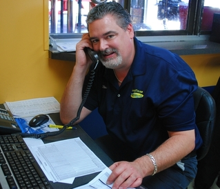 Decatur Tire & Service - Steve Coward - Service Advisor