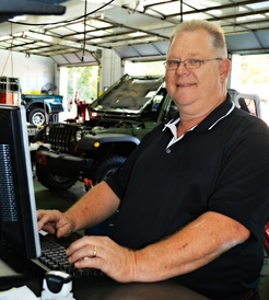 Decatur Tire & Service - Keith Mangrum - Service Advisor