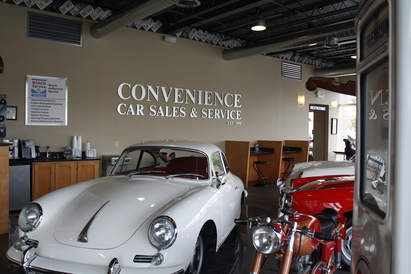 Convenience Car Care Center - Showroom