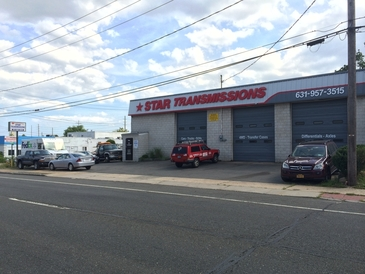 Star Transmissions - 994 Fulton Street (Route 109), Farmingdale, NY 11735