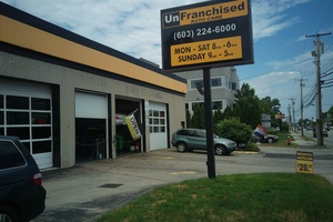Unfranchised Auto Care - Loudon Rd