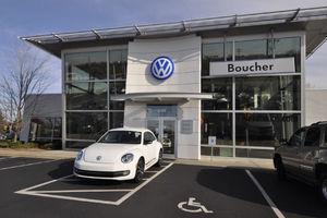 Boucher Volkswagen of Franklin