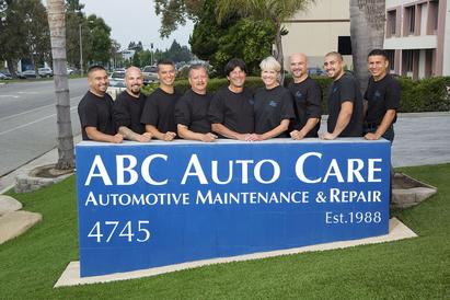 ABC Auto Care - 2013 crew