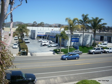 ABC Auto Care - from across street