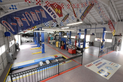 """Theo's Automotive, Inc. - Our shop is ASE certified with the """"Blue Seal"""" Excellence. We are an authorized NAPA and BOSCH Service Center."""
