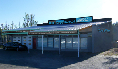 EuroAsian Garage Auto Repair