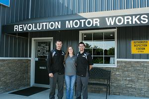 Revolution Motor Works