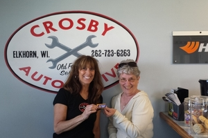 Crosby Automotive Repair