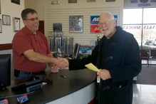 Winkler Automotive Service Center - Another Satisfied Customer