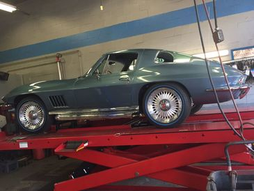 American Brake & Auto Service - 1967 corvette