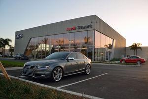Audi Stuart