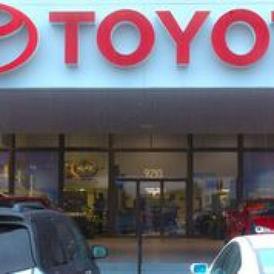 Courtesy Toyota of Brandon