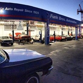 Funk Brothers Automotive
