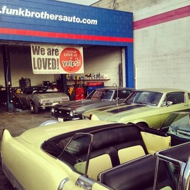 Funk Brothers Automotive