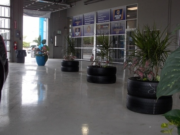 Victory AutoCare & Tire Center - When you arrive, just drive right in to one of two covered service lanes and one of our Service Advisors will be happy to assist you.