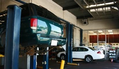 AutoMasters Service Center