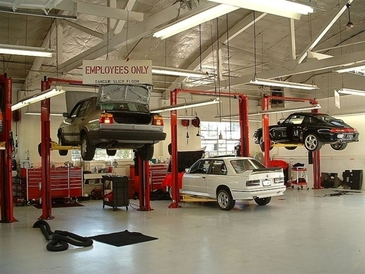 Auburn Foreign & Domestic - Our shop service area