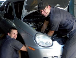 Bay Area Automotive Services - Meet the techs! Friendly, helpful people always willing to assit you in your automotive needs.