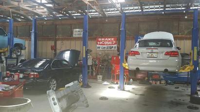 Bay Area Automotive Services