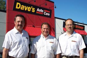 Dave's Auto Care