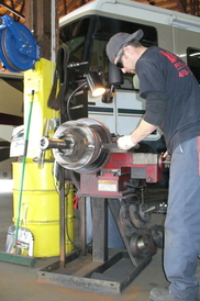 Leale's Transmissions & Auto - We also provide full service and repair for RVs!
