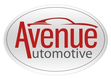 "Avenue Automotive - Avenue Automotive Logo - ""The local area's most trusted name in auto repairs."""