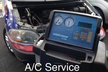 Triangle Auto Service - Full service A/C repair. We perform complete diagnostic of your vehicles a/c system. Make recommendations for repairs. We call with complete estimate before any repairs are made. Call us: 773-539-5858