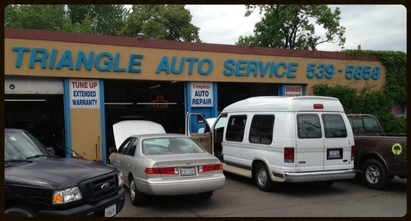 "Triangle Auto Service - Proud to be family ""owned and operated"" since 1966.  We are a full service auto repair shop.  Voted ""Business of the Year"" by the Anti-Cruelty Society of Chicago.  Call us first at 773-539-5858. Bryan"