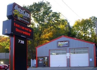 Auto Care Plus - Professional 4 Bay Repair & Maintenance Facility