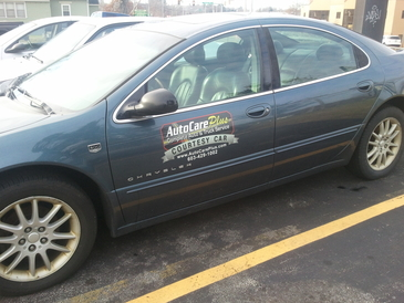 Auto Care Plus - Courtesy Loaner Vehicles....so you can get on with your day!