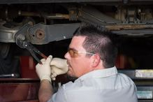 S&S Tire and Auto Service Center - Josh Greer, ASE certified technician