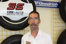 S&S Tire and Auto Service Center - Jayson Hayes, our Manager