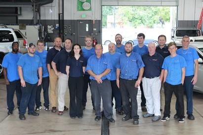 Curt's Service Inc - Curt's Service Team