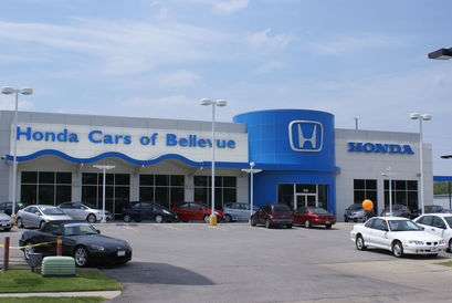 Honda Cars of Bellevue