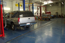 Affordable Auto Clinic - Our 5 lift, 5600 sqft facility is FULL service.