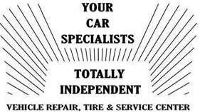 Your Car Specialists - The Old Your Car Specialists Logo