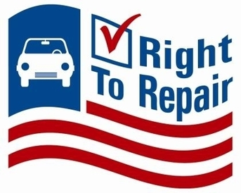 Your Car Specialists - We Believe In The Right To Repair Act!!!!