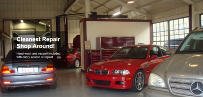 The Black Forest - We service a large number of BMW's