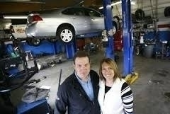 JB Auto Care - Owners Bill and Jill Brusard